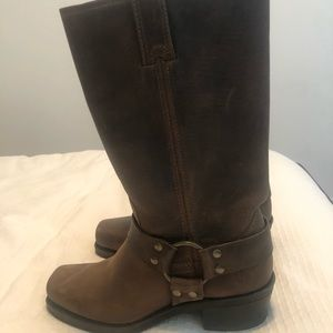 Frye Boots Harness 12r never worn